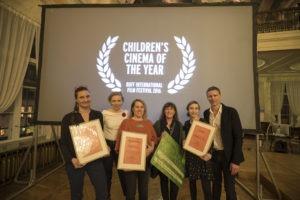 Award Ceremony - Årets Barnbio 2016